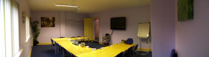 Picture of our Training Room