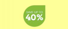 Stay Ahead…40% reimbursed through funding.