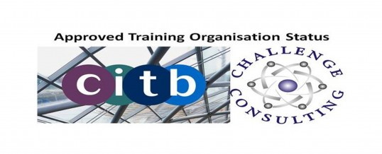 Construction Industry Training Board Approved Provider Status – £600 per person available for Level 3 Training